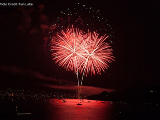 Catch the Lake of the Ozarks Firework Displays this Memorial Day Weekend
