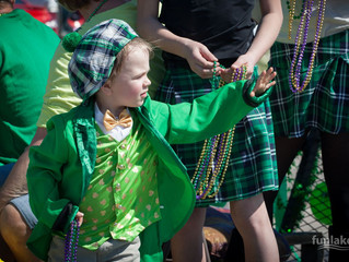 St. Pat's Events Around the Lake of the Ozarks