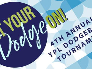 Register TODAY for the YPL Dodgeball Tournament!