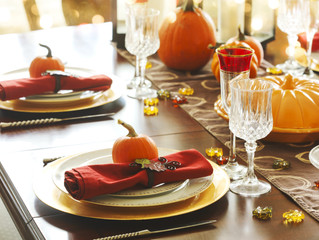 Fall Inspired Decor for Thanksgiving