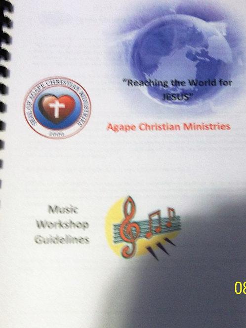 Music Workshop Guidelines