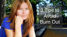 3 Tips to Avoid Ministry Burn Out