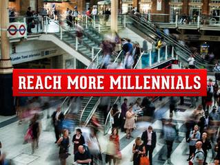 5 Ways to Reach More Millennials at Your Church