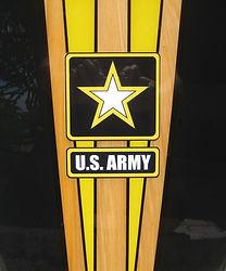 Army Surfboard