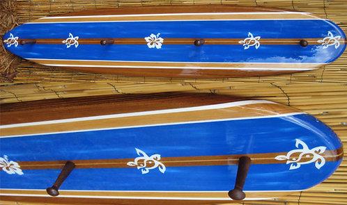 ULI BLUE TOWEL RACK