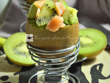 Kiwi coque : la salade healthy vitaminée !