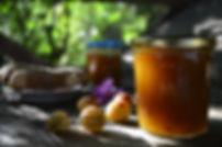 Confiture de mirabelles au gingembre
