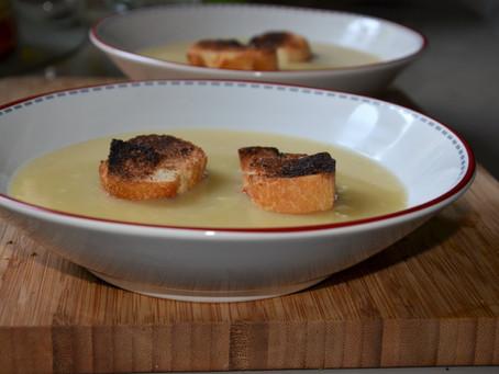 Le tourin à l'ail, soupe traditionnelle du Gers