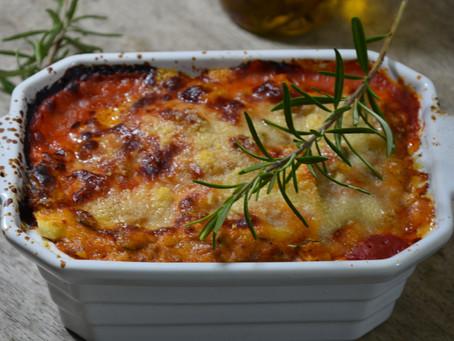 Préparons des cannellonis pour fêter la journée internationale de la cuisine italienne