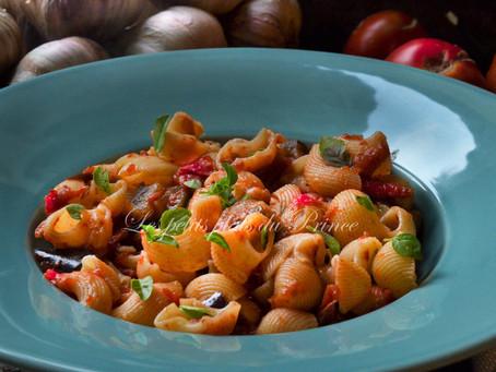 Pasta alla norma : les pâtes siciliennes