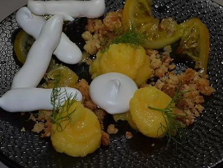 Autour du citron...dessert de St Valentin...