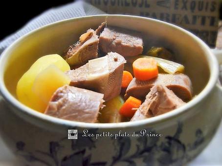 Langue de bœuf, sauce aux câpres : la recette traditionnelle