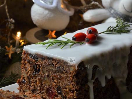 Christmas cake (gâteau de Noël)