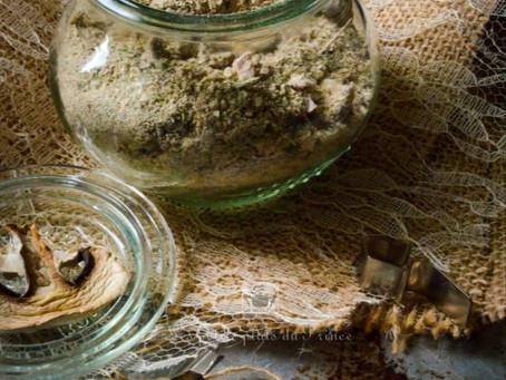 Préparation pour bouillon aux champignons