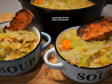 Soupe au chou Gersoise