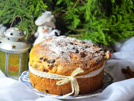 Recette du Panettone, la brioche du Noël italien