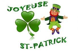 Pour la St Patrick, on se met au vert !