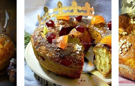 Que dessert pour l'épiphanie : galette ou brioche ?  La brioche ou le gâteau des Rois dans le Sud