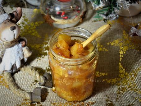 Chutney de poires aux épices