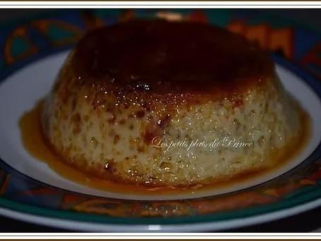 Crème aux œufs de Manou