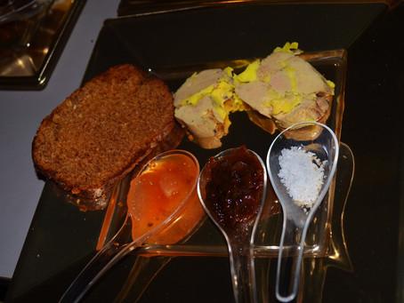 Ballottine de foie gras mi-cuit