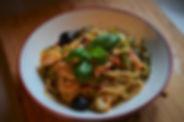 One pot pasta méridional