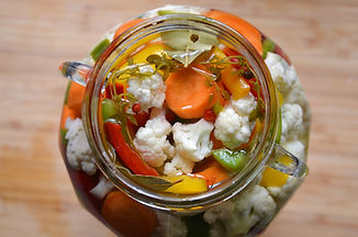 Pickles de légumes