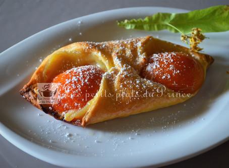 Oranais abricots au tilleul