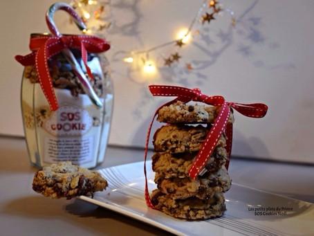Kit SOS cookies pour panier gourmand