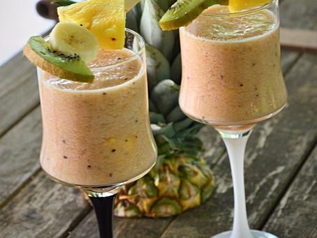 Quel smoothie pour se sentir bien dès le matin ?