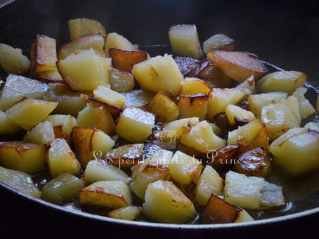 Pommes de terre sautées façon Grand-mère