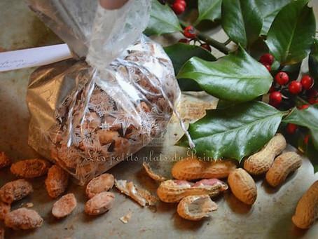 Chouchous maison : la recette simple des cacahuètes caramélisées