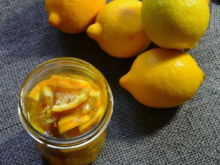 Calmez la toux de l'hiver avec ce sirop de citron maison