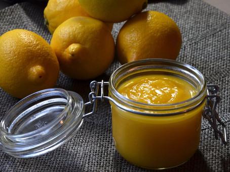 Lemon Curd très facile à réaliser soi-même...