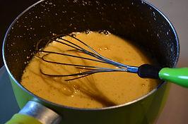 Sirop de citron, miel, gingembre et thym
