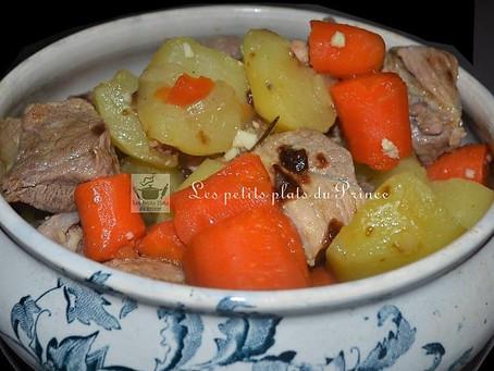 Ragoût de porc de Grand Maman