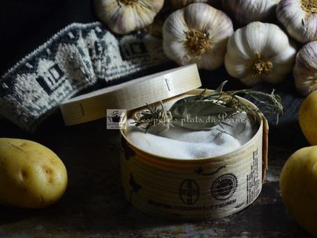 Recette de fromage vacherin Mont d'Or au four