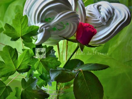 Bouquet de meringues pour la fête des mères