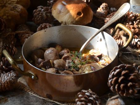 Rognons de veau à la Gersoise