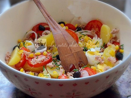 Salade de pommes de terre de Grand maman
