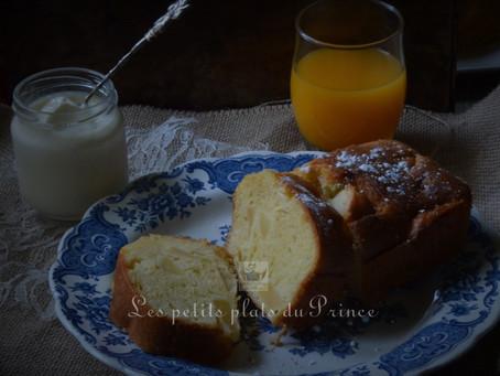 Le gâteau au yaourt de Grand-maman