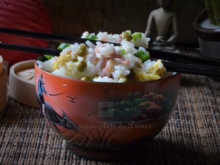 Riz cantonnais (riz frit)