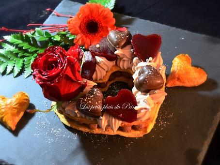 Heart Cake pour la St Valentin