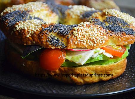 Avocado Bagel, le sandwich en anneau très tendance