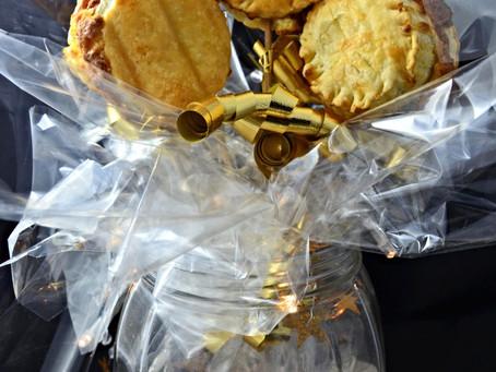Fêtons l'Epiphanie avec les galettes sucettes (pie pops)