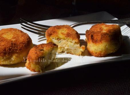 Crab cakes : les petites croquettes américaines