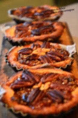 tartelettes figues noix de pécan armagnac