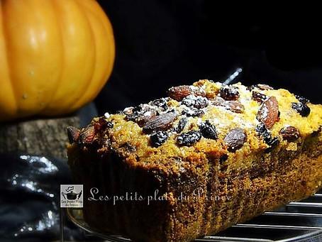 Pumpkin Cake (cake à la courge)