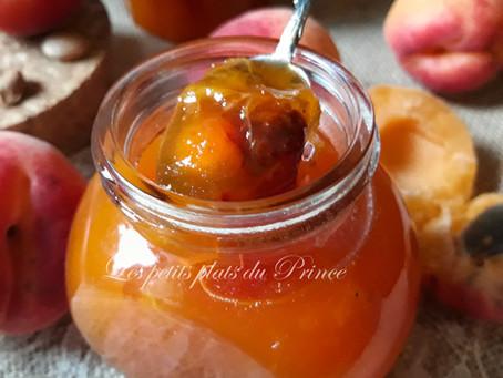 Confiture d'abricots de Manou