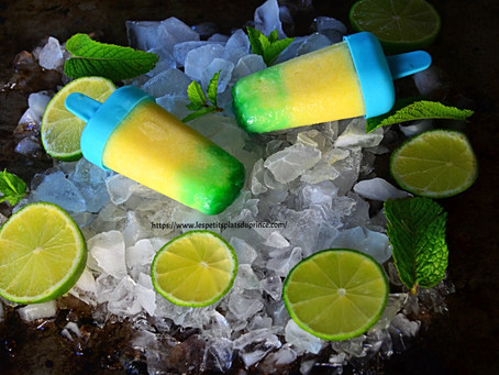 Popsicle mojito, le cocktail givré !